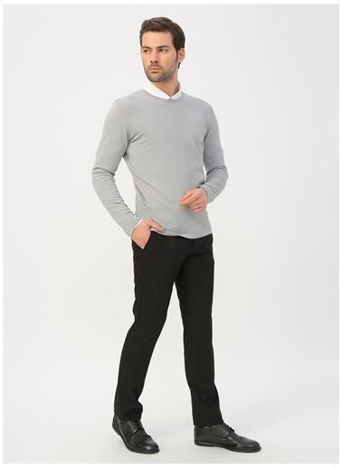 Fabrika Comfort Fabrika Comfort Siyah Klasik Pantolon Siyah